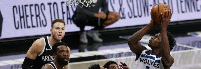 Nba, muore afroamericano, rinviata la sfida tra Minnesota e i Brooklyn Nets