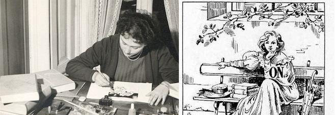 Morta Maria Ghezzi, l'illustratrice dei rebus della Settimana Enigmistica: aveva 94 anni