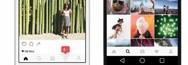 Instagram, torna il numero dei like visibile agli utenti