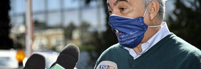 Covid, Arcuri: «Situazione grave, affrontiamo il virus ma servono limitazioni più strette, la scuola non fa crescere i contagi»