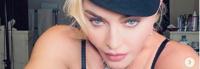 Madonna, foto su Instagram super trasgressiva. E Snoop Dogg le invia cuori