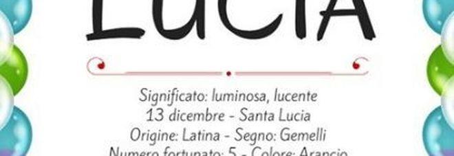 Santa Lucia onomastico del 13 dicembre. Significato e frasi per auguri speciali