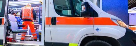 Sangue sulle strade in Irpinia:  21enne sfonda il guardrail e precipita