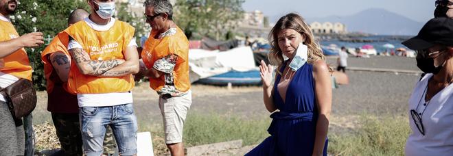 Comunali a Napoli, Clemente: «Di nuovo in corsa con l'intera coalizione punto al ballottaggio»