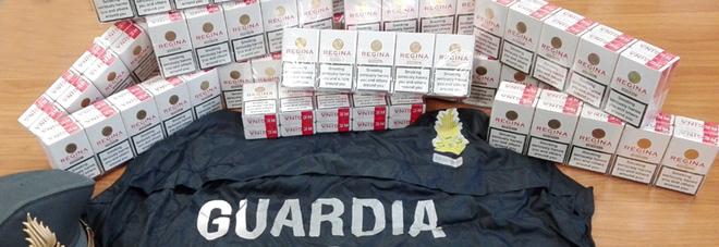 Nel Tir mille cartoni di sigarette  provenienti dalla Polonia: 4 arresti