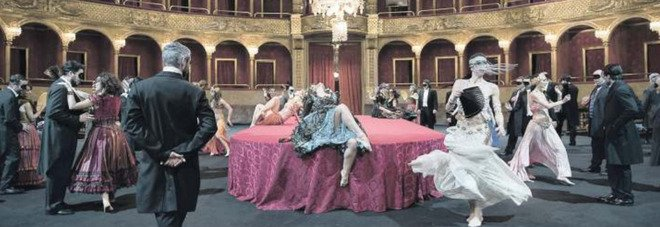 Martone porta Verdi su Rai3: «La Traviata del Covid-19»