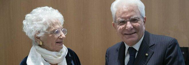 Liliana Segre compie 90 anni, è la donna simbolo della Shoah. Mattarella: «Preziosa testimonianza contro odio e violenza»