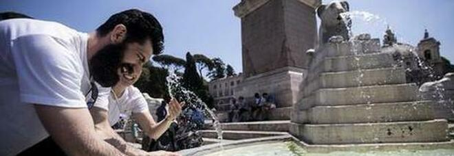 Ondata di caldo quasi in tutta Italia per questo weekend