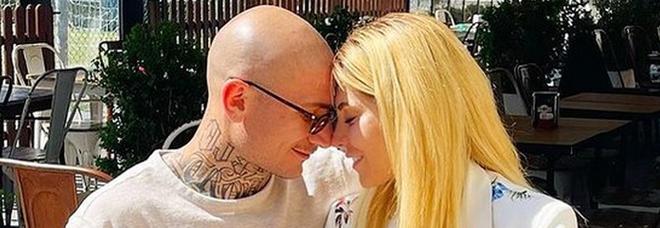 Dario Socci e Paola Caruso (Instagram)