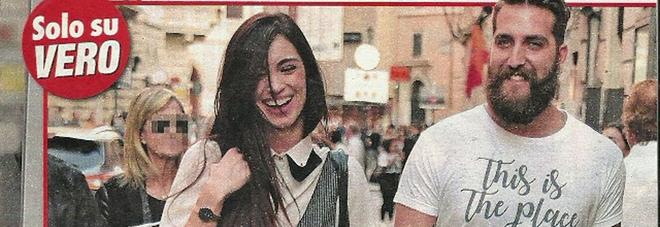 Lorella Boccia e Niccolò Presta fanno shopping a Roma