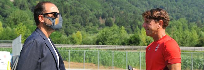 Bari, sette positivi al Covid nel ritiro: tegola per la la famiglia De Laurentiis
