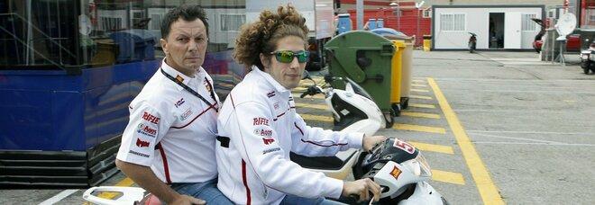 Fausto Gresini, un pilota nell'animo che aveva pianto per Kato e Simoncelli