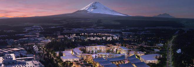 Come sarà Woven City, le città del futuro voluta dalla Toyota