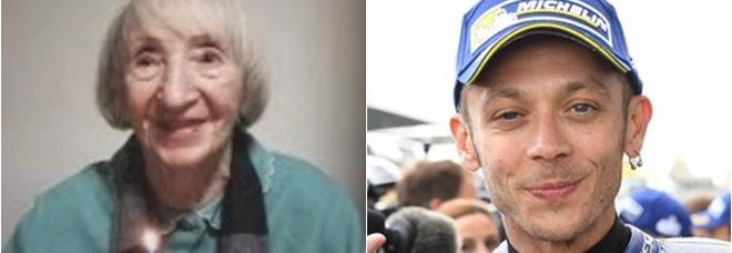 Coronavirus, la telefonata di Valentino Rossi alla donna di 102 anni guarita dal Covid-19