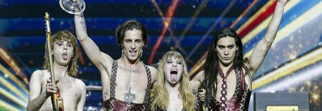 Eurovision 2021, stasera la finale su Rai 1: i Maneskin per l'Italia alla conquista dell'Europa