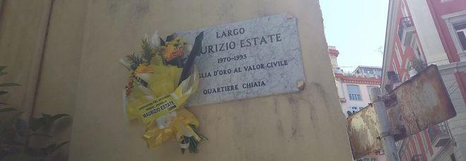 In memoria di Maurizio Estate, eroe civile ucciso a soli 23 anni