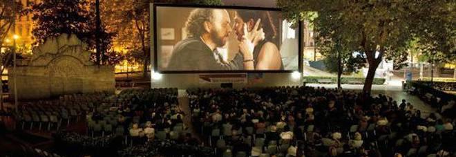 Parco del Poggio, ritorna il cinema all\'aperto: primo film il 24 ...