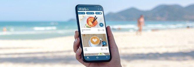 Estate 2020, arriva Skiply: l'app che porta l'Italia al mare