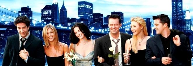 Friends, la reunion domani su Sky: a 27 anni dalla prima serie, il cast con guest star