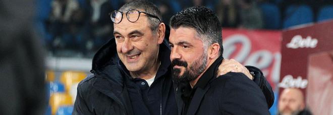 Napoli, raccolta firme dei tifosi per far tornare Sarri in panchina