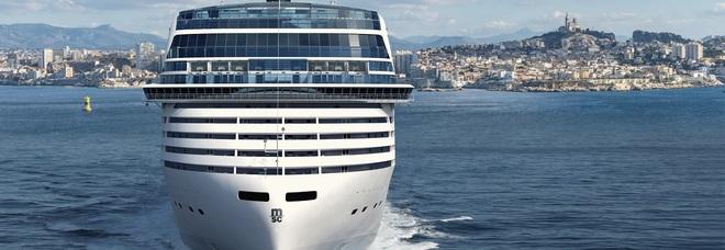 Crociere: ecco World Europa, la nuova ammiraglia Msc con propulsione a gas naturale. Farà tappa anche a Napoli