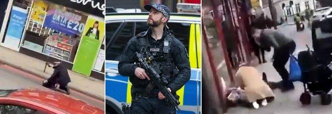 Londra, uomo accoltella passanti in strada a Streatham. «Ci sono molti feriti»