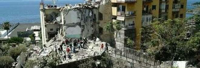 Crollo palazzina a Torre Annunziata: quattro condanne a 45 anni di carcere per omicidio colposo