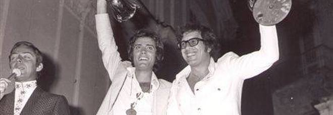 Daniele Piombi, Gianni Nazzaro e Peppino Di Capri, Festival di Napoli 1981