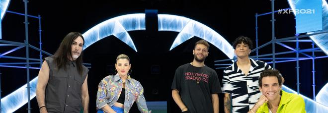 X Factor 2021, seconda puntata: una sorpresa per i giudici