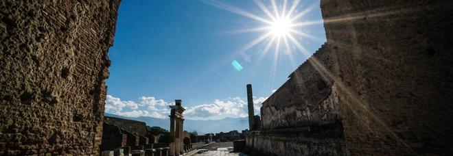 Dagli Scavi di Pompei omaggio per San Valentino: tour virtuale con musica di Nino Rota