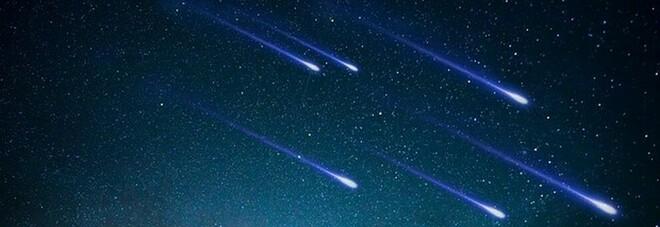 San Lorenzo, ecco come vedere le stelle cadenti. «Cercare un luogo buio»