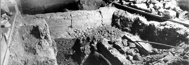 Gli scavi a Caponapoli