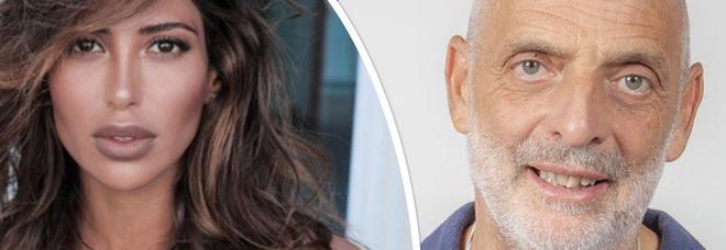 Gf Vip, Mila Suarez contro Paolo Brosio «Non mi ha detto di essere fidanzato. Ecco che mi ha fatto»