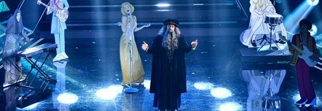 Sanremo 2021: Max Gazzè canta nei panni di Leonardo Da Vinci