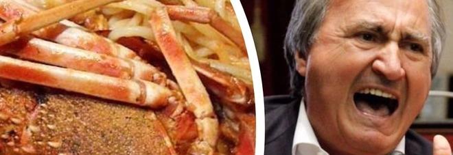 Pranzo di pesce per tre a 560 euro, il sindaco Brugnaro: