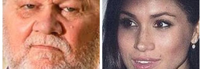 Meghan Markle, le lacrime del padre Thomas: «Mia figlia mi tiene lontano anche da Lilibeth»