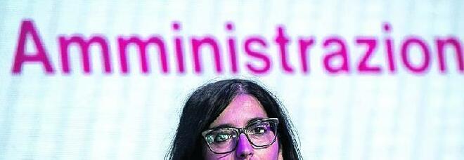 Fabiana Dadone, ministra della Pubblica amministrazione