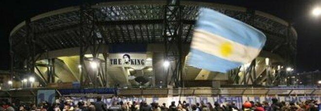 Stadio Maradona, inaugurazione nel caos: arriva l'altolà del Napoli al Comune