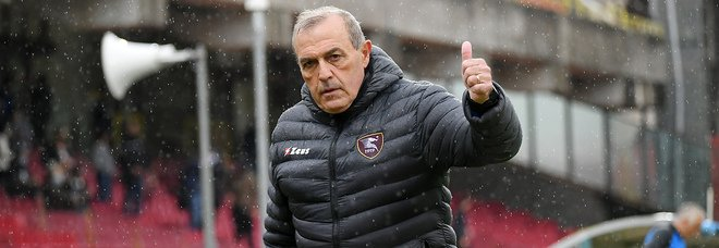 Salernitana, Top 11 B: Castori miglior allenatore dell'ultima stagione