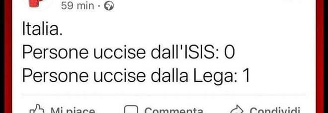 Voghera, Salvini furioso contro la pagina campana Socialisti Gaudenti: «Penosi»