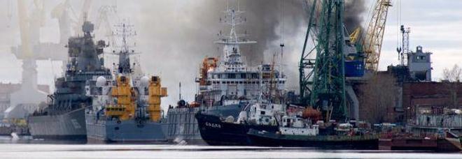 Incidente al sottomarino atomico in Russia, allerta ambientale: «Radiazioni 16 volte la norma»