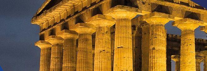 Campania by night, suggestioni serali dagli scavi di Ercolano a Carditello