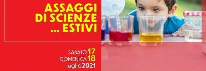 Weekend a Città della Scienza: «Assaggi di scienze …estivi»