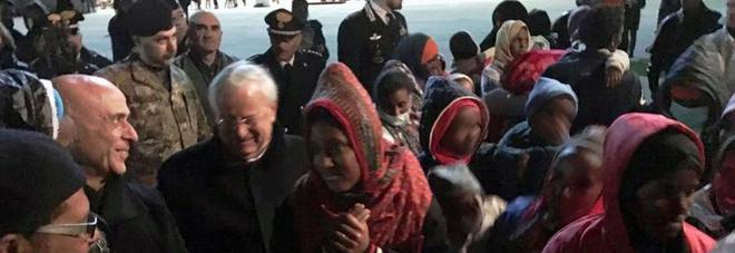 Arrivati in Italia 162 migranti con due voli militari.  Il trasporto è stato effettuato dalle Forze Armate con due velivoli C-130J della 46^ Brigata Aerea dell'Aeronautica Militare e sotto il controllo del Comando Operativo di Vertice Interforze