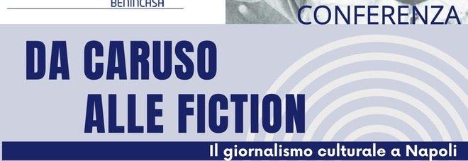 Da Caruso alle fiction: dibattito sul giornalismo culturale a Napoli all'Università Suor Orsola Benincasa