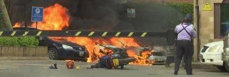 Nairobi, hotel sotto attacco: 15 morti L'obiettivo erano i cittadini Usa