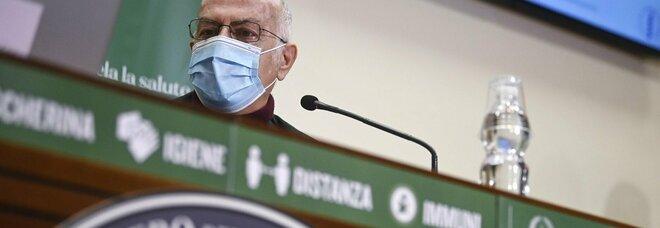 Covid Italia, Rezza-Brusaferro: «Fase decrescente ma rallentata»