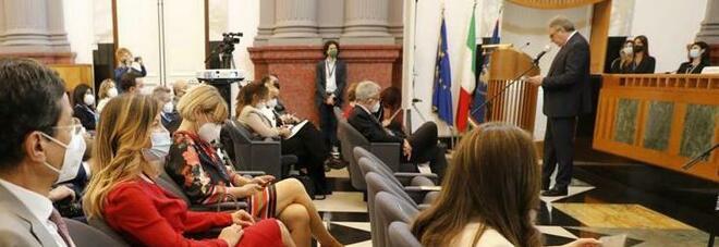 Napoli, Clemente alla Federico II: «Straordinaria possibilità di sviluppo»