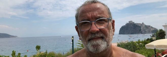 Mario Salieri a Ischia