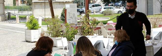 Benevento, effetto zona gialla: bar e ristoranti ritrovano il sorriso